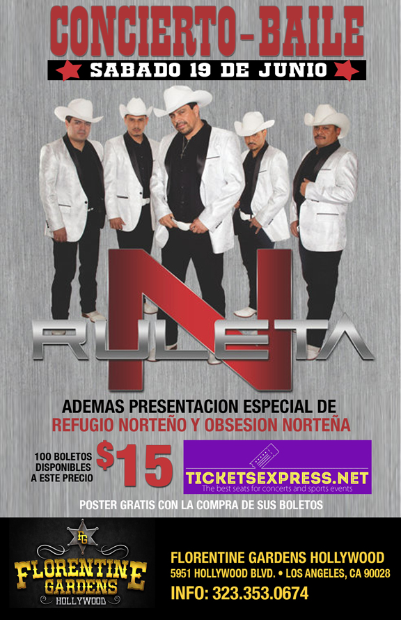 Noti Esprellas | Ruleta N - Vaqueros Nightclub